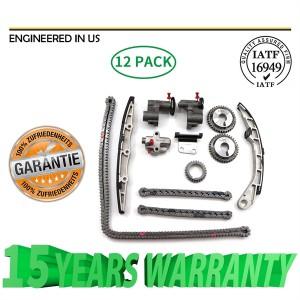 Timing Chain Kit Fit Nissan Altima Maxima 350Z Murano Infiniti VQ35DE V6 DOHC