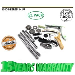 Timing Chain Kit For 97-11 Ford Explorer Sport Ranger Mazda B4000 Mercury 4.0
