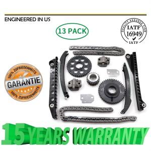 Timing Chain Kit Fit 00-11 Ford E150 F150 F250 Lincoln Navigator 5.4 V8 330