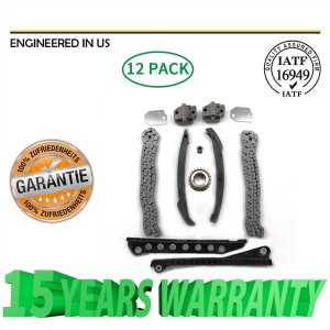 Timing Chain Kit Ford Expedition F150 E150 5.4L V8 330 2-VALVE Fit