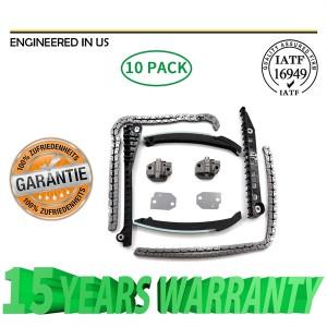 Timing Chain Kit w/o Gears Fit 97-04 Ford 5.4 F150 F250 F350 E150 E250 E350