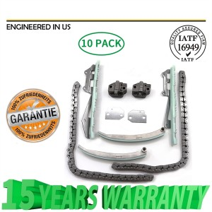 Timing Chain Kit w/o Gears Fit 96-02 Lincoln Town Car Mercury Cougar Marquis