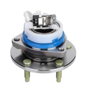 513121 Front Rear Wheel Hub & Bearing Fit for PONTIAC CHEVROLET