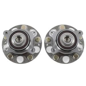 Wheel Bearing & Hub Assembly for 2006-2011 Honda Civic 1.8L L4 2006-2011 Honda Civic 1.8L L4 CNG 512