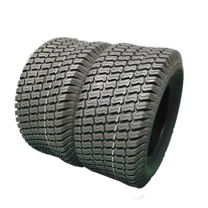 Two * 24x9.50-12 Turf Mower Garden Tractor Tire 4PR PSI:24 Max load:1500Lbs