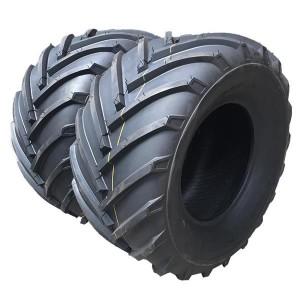 "Only 23x8.5-12 4PR 1100Lbs tire Tubeless Rototiller Snow Blower Rim width: 7"""