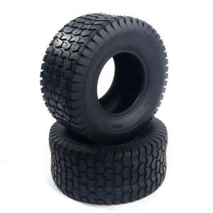 QTY(1) * 20x10.00-8 P512 Turf Rider Lawn Garden Bias Tire 20x10.00-8 SW:9.961in