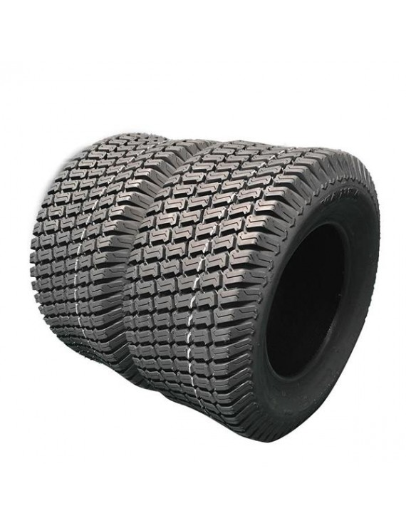 """Rim Width: 7"""" & Tread Depth: 8.8 mm 22x10.00-10 1pcs Tire Pattern: P332"""