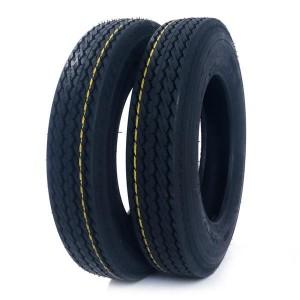 set of  Boat Trailer Tires 5.30-12 5.30x12.6PR Load Range C-11033  New