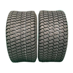 QTY(2) 18x10.50-10 Riding Lawn Mower Turf Tires 4PR P332 Rim width: 8.50in