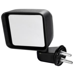 Manual Folding Left Side Mirror For 2007 2008 2009 2010 Jeep Wrangler
