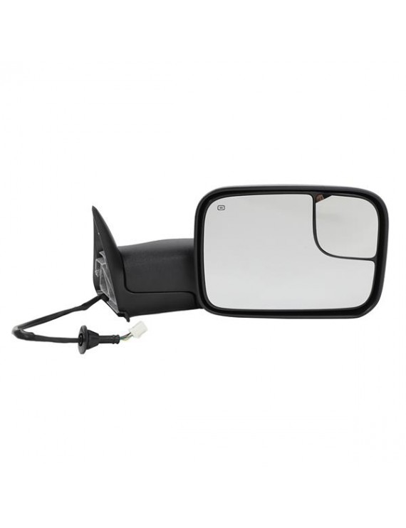 L R for 98-01 Dodge Ram 1500 98-02 2500 POWER HEATED Extend Flip Up Tow Mirrors