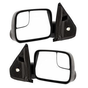 Right Side Power Heated Tow Mirror For 2002-2008 Dodge Ram 1500 03-09 2500 3500
