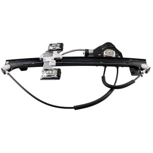 Rear Left Power Window Regulator with Motor for Chevrolet Trailblazer 02-09
