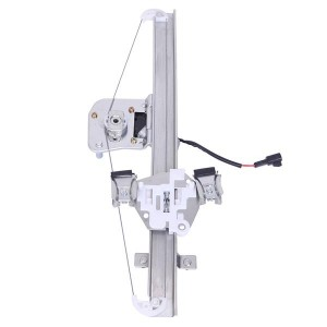 Rear Right Power Window Regulator with Motor for 08-13 Chevrolet Silverado/Sierra