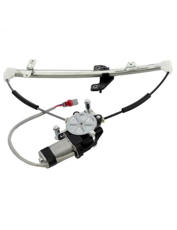 Rear Right Power Window Regulator with Motor for Honda Civic 2001-2005